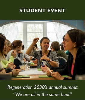 Regeneration 2030 - Summit 2020